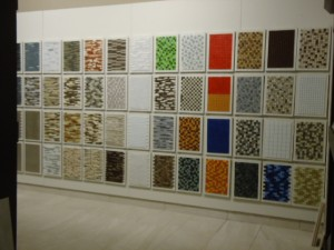 Such a wide range of colors in glass mosaic tiles