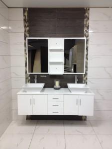 Rénover Une Salle De Bain Est Un Projet Particulièrement Efficace Pour  Ajouter Une Touche Luxueuse à Bathroom Vanities
